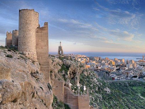 Visita guiada a la Alcazaba de Almería y Murallas de Jairán