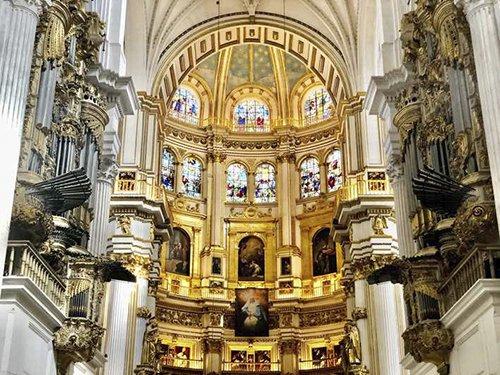 Tour guiado a la Catedral de Granada