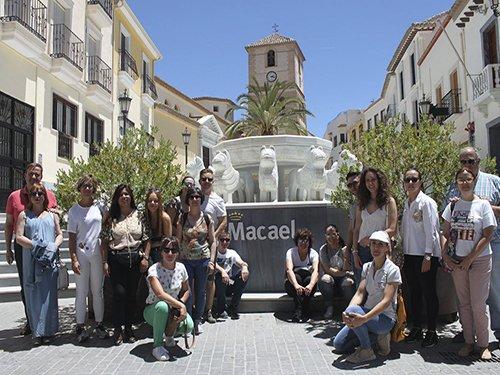 Visita al Centro de Interpretación del Mármol y Canteras de Macael