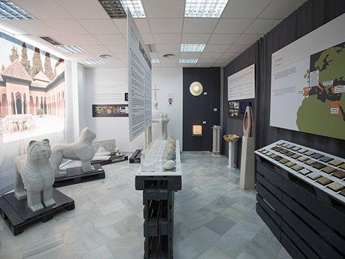 Visita al Yacimiento arqueológico de Macael Viejo + Centro de Interpretación del Mármol de Macael