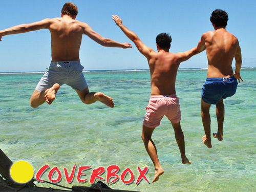 Elige el diseño que desees de tu Bañador, para hombre o niño en Coverbox