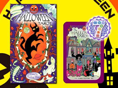 Tirada de Tarot especial Halloween ¡por 3€! Tienda 7 Chakras en Almería