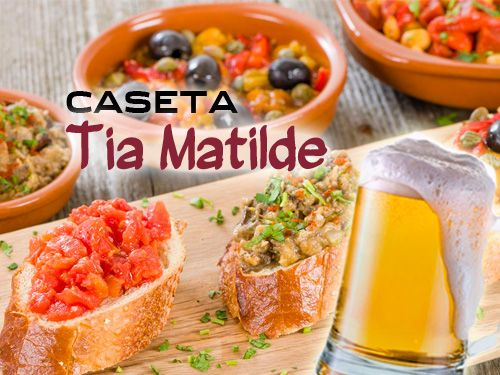 ¡Visita la Balsa de Cela! 6 Tapas + Jarra de Cerveza o Tinto de Verano. Bar Caseta Tia Matilde, Restaurantes en Cela