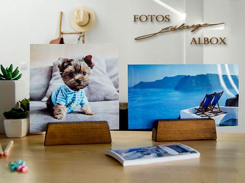 Revela tus fotos al instante!! Oferta, 40 fotos + Album por 12€ en Revelado con Fotos Fábrega Albox