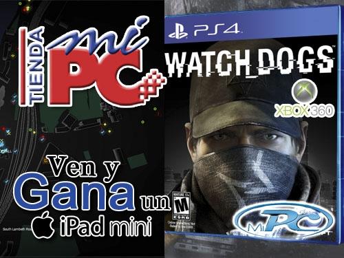Watch Dogs para tu PlayStation y Xbox por solo 67 € en Tienda Mi PC de Albox