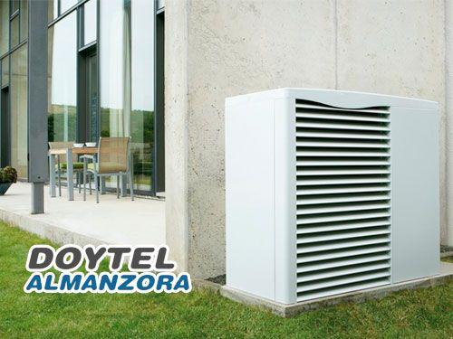 Energía limpia que respeta el medio ambiente y con la que ahorras en tu factura. Ahora con Doytel Almanzora