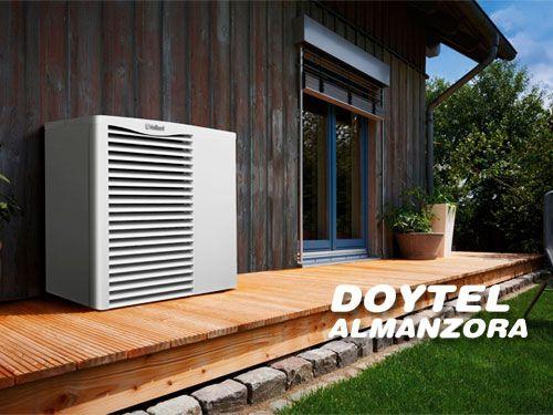 Imagina una energía limpia que respeta el medio ambiente y con la que ahorras en tu factura. Ahora con Doytel Almanzora