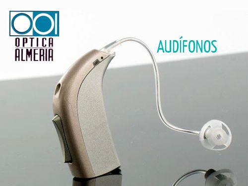 Audífonos digitales última generación en Óptica Almería de Albox