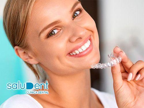 La auténtica ortodoncia invisible de Invisalign, brackets invisibles con un 20% descuento!. Saludent, dentistas en Huércal-Overa