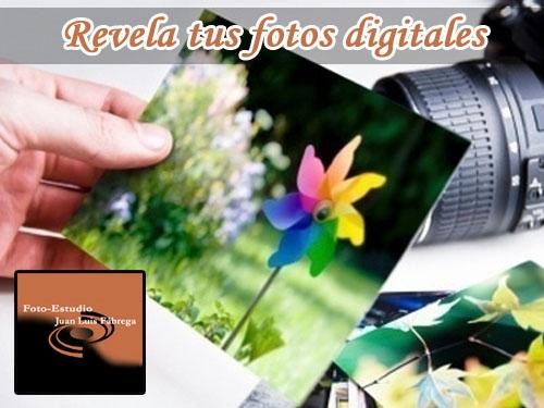 Foto Estudio Juan Luis Fábrega Olula del Río, revelado de fotos por sólo 0.20 euros en 13x18