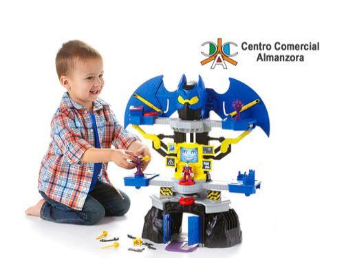 Batcueva transformable de Batman, la tienes en Centro Comercial Almanzora en Olula del Río