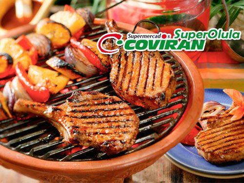 Prepara tu barbacoa con Super Olula Covirán, supermercados en Olula del Río