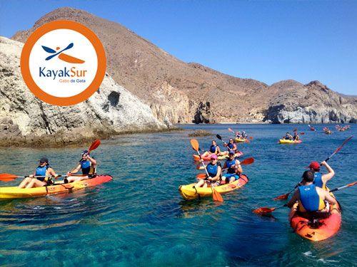 Ruta en Kayak por el Arrecife de las Sirenas + Snorkell + Completo Reportaje Fotográfico. KayakSur
