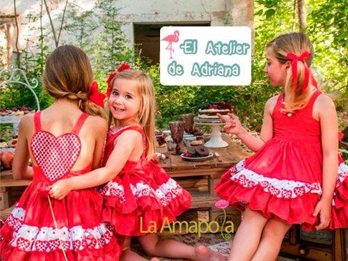 20% descuento en Primeras Marcas de Nueva Temporada. El Atelier de Adriana, ropa infantil en Albox.