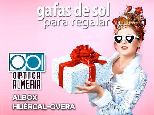 Hasta un 50 % de descuento en gafas de Sol. Óptica Almería, en Albox y Huercal  Overa