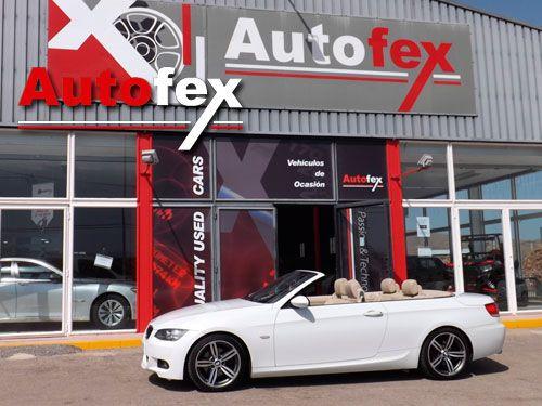 BMW 320 Cabrio 2.0 Diesel… que coche!! Autofex de Albox y Antas