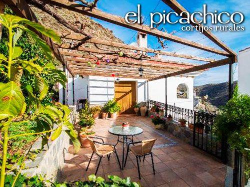 Relajación y Naturaleza a tu alcance en Picachico - Laroya, casas rurales en Almería
