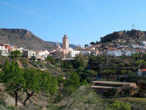 Ruta Histórica por Oria (Almería) - Visita Guiada al interior del Valle del Almanzora