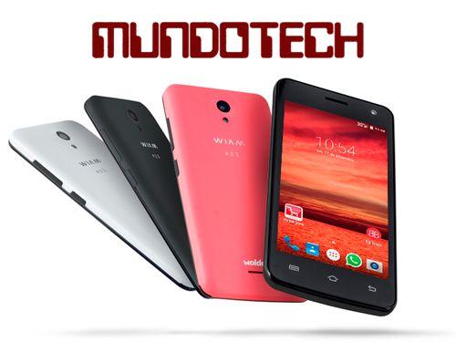 El móvil con 4G más barato del mercado. Wolder en  MundoTech de Huércal-Overa