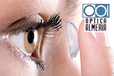 Soltura y comodidad con estas lentes de contacto + líquidos por solo 49 € en Óptica Almería de Albox