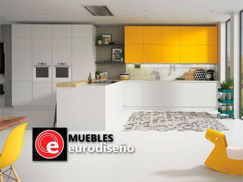 Espectacular Cocina, del color que elijas desde 925€. Muebles ...