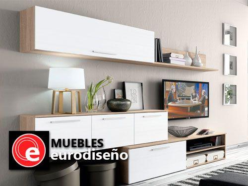 Muebles De Salon Almeria.Composicion De Salon Por 315 Muebles Eurodiseno