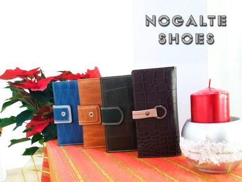 Billeteras de Piel y fabricadas en España, por sólo 27€, con Nogalte Shoes de Huércal-Overa
