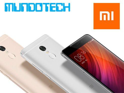 Smartphone Xiaomi Redmi Note 4. Por 199€!! MundoTech online de Huércal-Overa