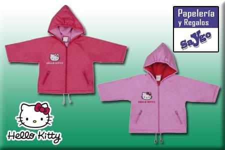Abrigo Hello Kitty para niña en Papelería y Regalos Saygo de Albox