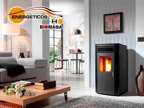 Descubre el calor que respeta el medio ambiente con for Oferta estufa pellets