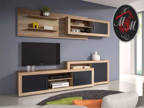Composici n nica por 199 mueble hogar milenium de for Muebles en almeria ofertas