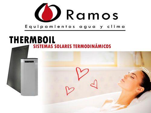 La forma más eficiente de conseguir Agua Caliente Sanitaria, en Equipamientos Ramos de Fines (Almería)