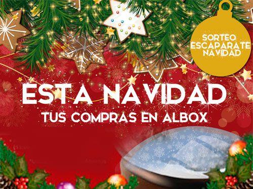 Esta Navidad actividades y compras por  Albox!!