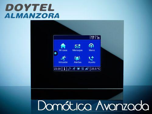 Pleno confort para tu hogar. Sistemas de Domótica en Doytel Almanzora