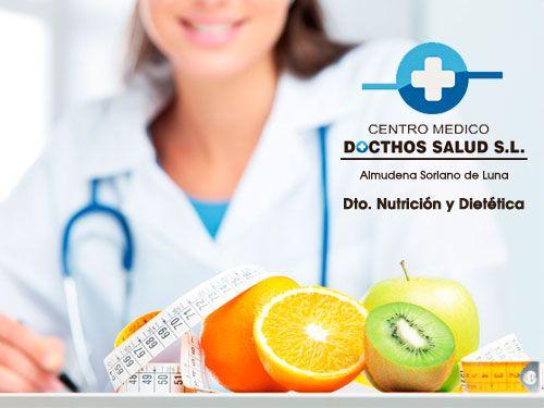 Te enseñamos lo delicioso de la Dieta. Dietista Almudena Soriano, nutrición y dietética en Centro Médico Docthos Salud.