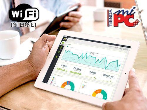 Tienda Mi PC te ofrece Internet inalámbrico de banda ancha en Albox, Arboleas, Huércal-Overa, Mojacar, … desde 8€ al mes