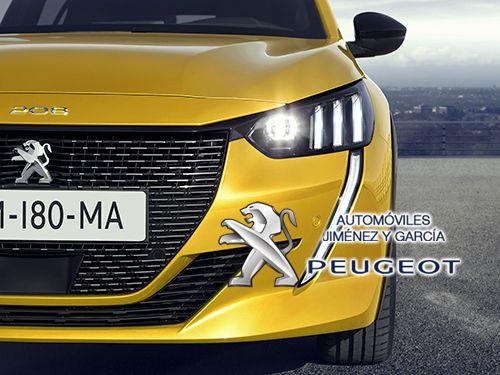 Nuevo Peugeot 208 eléctrico, gasolina o diesel, tú eliges. Automóviles Jiménez y Garcia-Peugeot de Albox