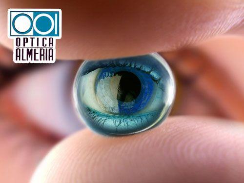 Cansado de Gafas? Lentillas GRATIS en Óptica Almería, Ópticas en Albox y Huércal-Overa