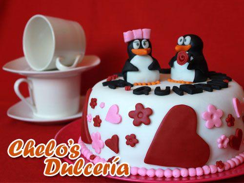 Tartas Especiales En San Valentin Con Pasteleria Dulceria Chelos De