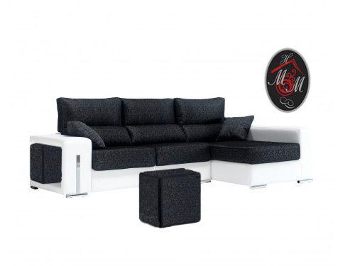 Chaiselongue reversible por 499.99€!! Mueble Hogar Milenium, distribuidor de muebles en Almería