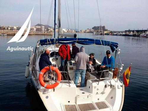 Te gusta navegar? Participa en la Regata Portman Cartagena! Aguinautic
