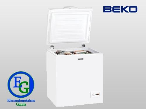 Congelador horizontal Beko en Electrodomésticos Garcia de Velez-Rubio