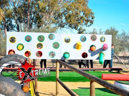 Gimkana Humor Amarillo por 15€!! Extreme Adventure Mojácar