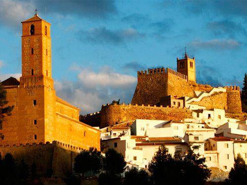 Ruta Histórica - Visita Guiada por Serón (Almería)